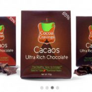 It's Vegan Chocolate Heaven!