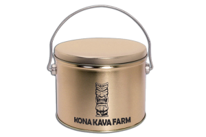 Kava Tin Can Transparent