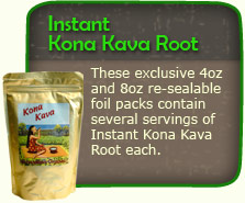 Instant Kava Drinks Many Flavors