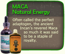 MACA Natural Energy