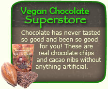 Vegan Chocolate Only $18.99/lb
